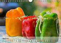 BBQ - Smoker Für Fleisch und Gemüse (Wandkalender 2019 DIN A4 quer) - Produktdetailbild 4