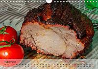 BBQ - Smoker Für Fleisch und Gemüse (Wandkalender 2019 DIN A4 quer) - Produktdetailbild 8