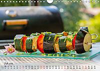 BBQ - Smoker Für Fleisch und Gemüse (Wandkalender 2019 DIN A4 quer) - Produktdetailbild 7