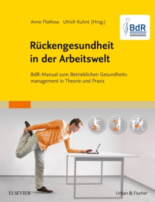 BdR-Manual Rückengesundheit in der Arbeitswelt