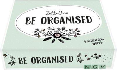 Be organised - Die Zettelbox -  pdf epub