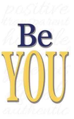 Be You, Tanya Waymire