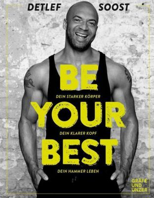 Be Your Best, Detlef Soost