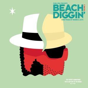 Beach Diggin' Vol.3 (Reissue) (Vinyl), Guts & Mambo