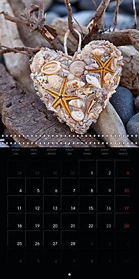 Beach treasures 2019 (Wall Calendar 2019 300 × 300 mm Square) - Produktdetailbild 2