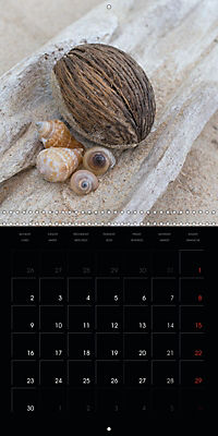 Beach treasures 2019 (Wall Calendar 2019 300 × 300 mm Square) - Produktdetailbild 9