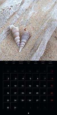 Beach treasures 2019 (Wall Calendar 2019 300 × 300 mm Square) - Produktdetailbild 12