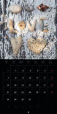 Beach treasures 2019 (Wall Calendar 2019 300 × 300 mm Square) - Produktdetailbild 10