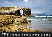 Beaches of Galicia (Wall Calendar 2019 DIN A4 Landscape) - Produktdetailbild 1
