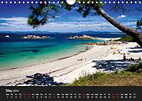 Beaches of Galicia (Wall Calendar 2019 DIN A4 Landscape) - Produktdetailbild 5