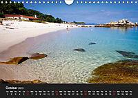 Beaches of Galicia (Wall Calendar 2019 DIN A4 Landscape) - Produktdetailbild 10
