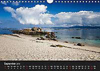 Beaches of Galicia (Wall Calendar 2019 DIN A4 Landscape) - Produktdetailbild 9