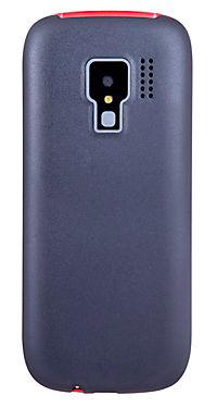 Beafon C140 Kompakthandy schwarz/rot - Produktdetailbild 1