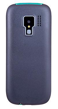 Beafon C140 Kompakthandy schwarz/türkis - Produktdetailbild 1