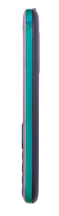 Beafon C140 Kompakthandy schwarz/türkis - Produktdetailbild 2