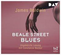 Beale Street Blues, 5 Audio-CDs, James Baldwin