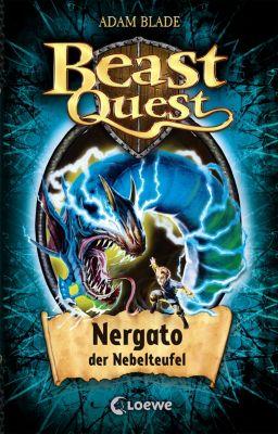 Beast Quest: Beast Quest 41 - Nergato, der Nebelteufel, Adam Blade