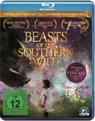 Beasts of the Southern Wild, Lucy Alibar, Benh Zeitlin