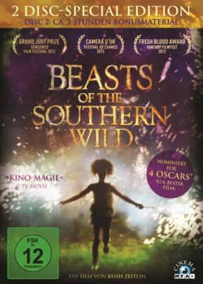 Beasts of the Southern Wild - Special Edition, Lucy Alibar, Benh Zeitlin