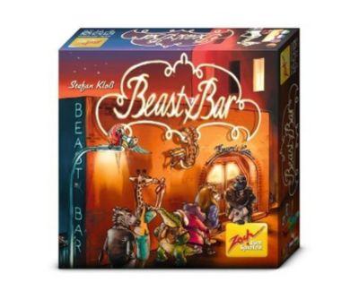 Beasty Bar (Kartenspiel), Stefan Kloß