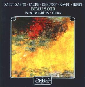 Beau Soir-Musik Für Cello Und Klavier, B. Pergamenschikow, P. Gililov