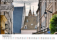 Beaune - erstaunliches Burgund (Tischkalender 2019 DIN A5 quer) - Produktdetailbild 9