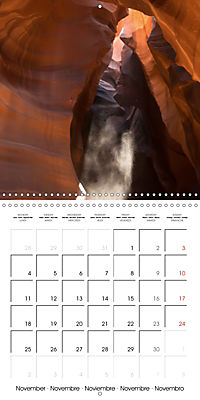 Beautiful Antelope Canyon (Wall Calendar 2019 300 × 300 mm Square) - Produktdetailbild 11