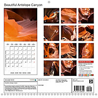Beautiful Antelope Canyon (Wall Calendar 2019 300 × 300 mm Square) - Produktdetailbild 13