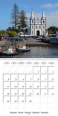 Beautiful Azores (Wall Calendar 2019 300 × 300 mm Square) - Produktdetailbild 2