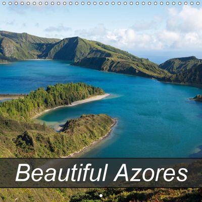 Beautiful Azores (Wall Calendar 2019 300 × 300 mm Square), Frauke Scholz