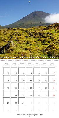 Beautiful Azores (Wall Calendar 2019 300 × 300 mm Square) - Produktdetailbild 7
