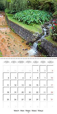 Beautiful Azores (Wall Calendar 2019 300 × 300 mm Square) - Produktdetailbild 3