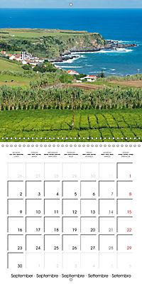 Beautiful Azores (Wall Calendar 2019 300 × 300 mm Square) - Produktdetailbild 9