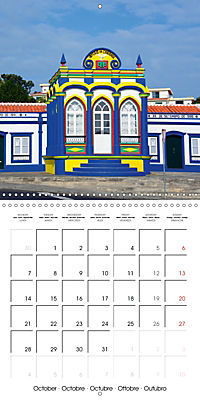 Beautiful Azores (Wall Calendar 2019 300 × 300 mm Square) - Produktdetailbild 10