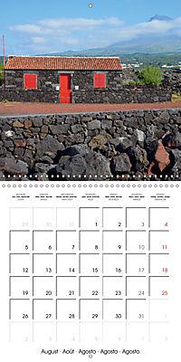 Beautiful Azores (Wall Calendar 2019 300 × 300 mm Square) - Produktdetailbild 8