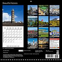 Beautiful Azores (Wall Calendar 2019 300 × 300 mm Square) - Produktdetailbild 13