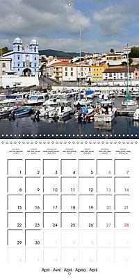 Beautiful Azores (Wall Calendar 2019 300 × 300 mm Square) - Produktdetailbild 4