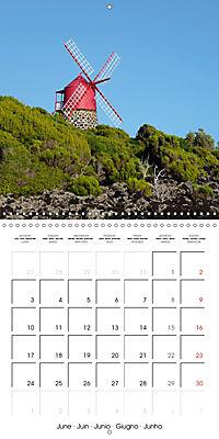 Beautiful Azores (Wall Calendar 2019 300 × 300 mm Square) - Produktdetailbild 6