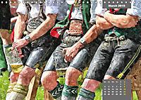 Beautiful Bavaria in Watercolor / UK-Version (Wall Calendar 2019 DIN A4 Landscape) - Produktdetailbild 3