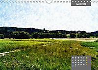 Beautiful Bavaria in Watercolor / UK-Version (Wall Calendar 2019 DIN A4 Landscape) - Produktdetailbild 4