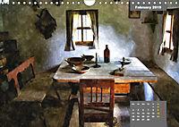 Beautiful Bavaria in Watercolor / UK-Version (Wall Calendar 2019 DIN A4 Landscape) - Produktdetailbild 2