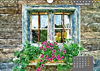 Beautiful Bavaria in Watercolor / UK-Version (Wall Calendar 2019 DIN A4 Landscape) - Produktdetailbild 10