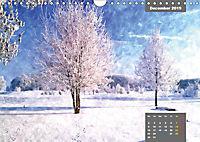 Beautiful Bavaria in Watercolor / UK-Version (Wall Calendar 2019 DIN A4 Landscape) - Produktdetailbild 12
