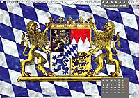 Beautiful Bavaria in Watercolor / UK-Version (Wall Calendar 2019 DIN A4 Landscape) - Produktdetailbild 11