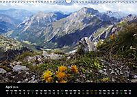 Beautiful Bavarian Alps (Wall Calendar 2019 DIN A3 Landscape) - Produktdetailbild 4