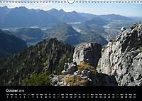 Beautiful Bavarian Alps (Wall Calendar 2019 DIN A3 Landscape) - Produktdetailbild 10