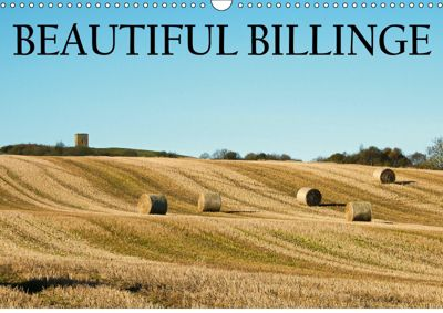 Beautiful Billinge (Wall Calendar 2019 DIN A3 Landscape), Ian Bonnell