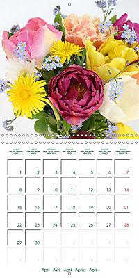 Beautiful Bunches (Wall Calendar 2019 300 × 300 mm Square) - Produktdetailbild 4