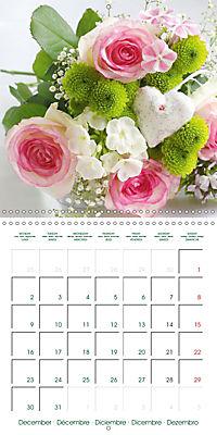 Beautiful Bunches (Wall Calendar 2019 300 × 300 mm Square) - Produktdetailbild 12