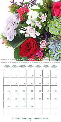 Beautiful Bunches (Wall Calendar 2019 300 × 300 mm Square) - Produktdetailbild 1